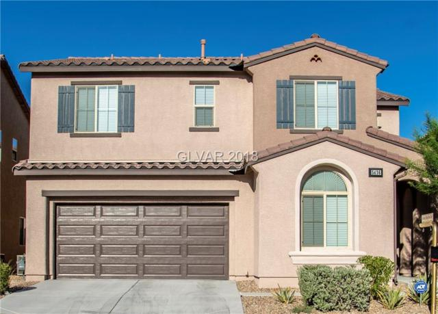 5436 Emerald Basin, North Las Vegas, NV 89031 (MLS #2006172) :: The Snyder Group at Keller Williams Realty Las Vegas