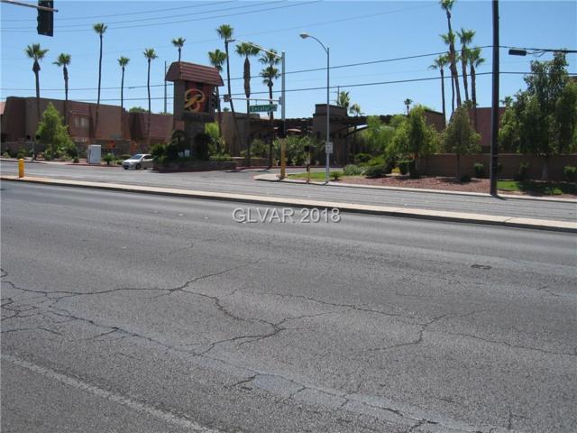 4918 River Glen #112, Las Vegas, NV 89103 (MLS #2006335) :: Trish Nash Team
