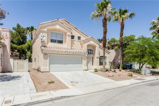 9124 Sangria, Las Vegas, NV 89147 (MLS #2006468) :: Trish Nash Team