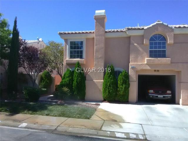 8428 Sewards Bluff, Las Vegas, NV 89129 (MLS #2006510) :: Sennes Squier Realty Group