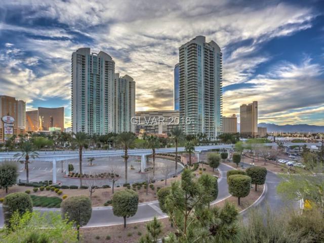 2857 SW Paradise #2503, Las Vegas, NV 89109 (MLS #2006574) :: Trish Nash Team