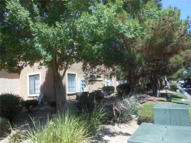 2111 Hussium Hills #208, Las Vegas, NV 89108 (MLS #2006636) :: Vestuto Realty Group