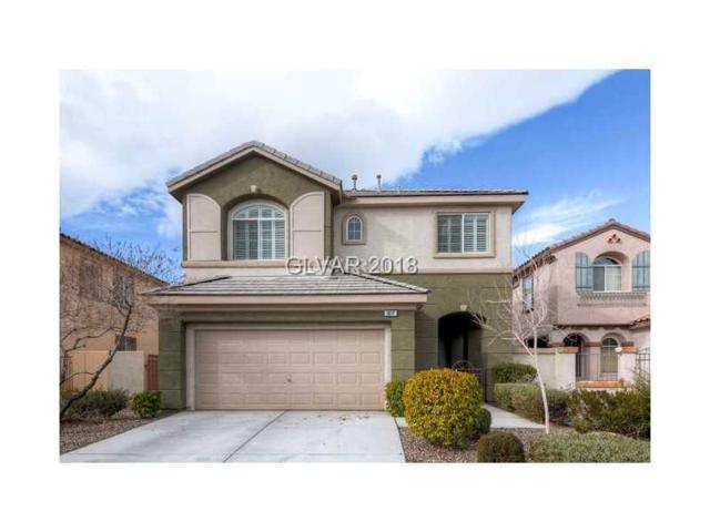 1017 Brinkman #0, Las Vegas, NV 89138 (MLS #2006658) :: The Snyder Group at Keller Williams Realty Las Vegas