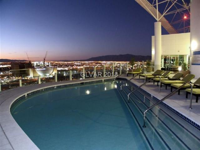 200 Hoover #1503, Las Vegas, NV 89101 (MLS #2006769) :: Signature Real Estate Group