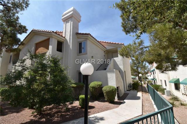 7905 Greycrest #204, Las Vegas, NV 89145 (MLS #2006783) :: Signature Real Estate Group