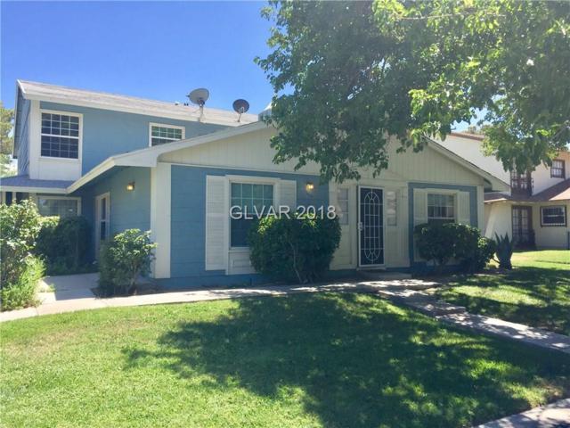 1469 Dorothy #1, Las Vegas, NV 89119 (MLS #2006860) :: Sennes Squier Realty Group