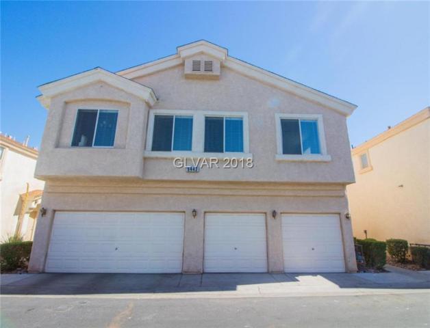 6443 Rusticated Stone #101, Las Vegas, NV 89011 (MLS #2006933) :: Sennes Squier Realty Group