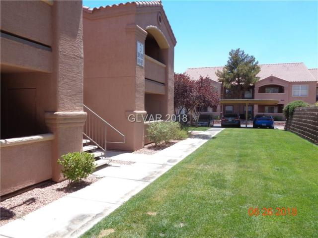 8101 Flamingo #2020, Las Vegas, NV 89147 (MLS #2007211) :: Signature Real Estate Group