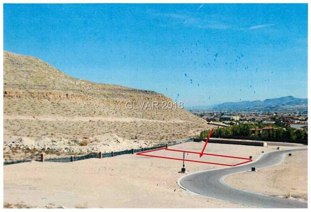 9 Olympia Canyon, Las Vegas, NV 89141 (MLS #2007302) :: Trish Nash Team