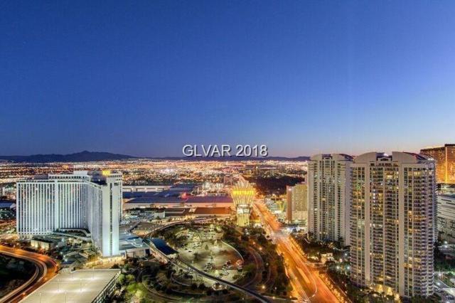 222 Karen #3405, Las Vegas, NV 89109 (MLS #2007456) :: Trish Nash Team