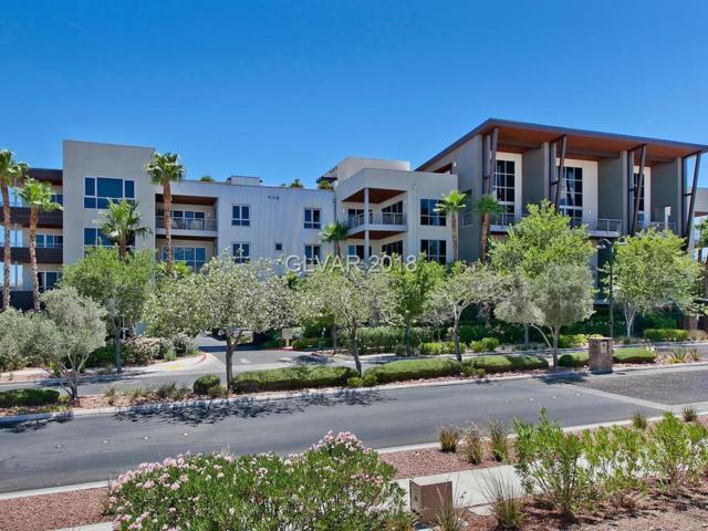 11441 Allerton Park #417, Las Vegas, NV 89135 (MLS #2007500) :: Signature Real Estate Group