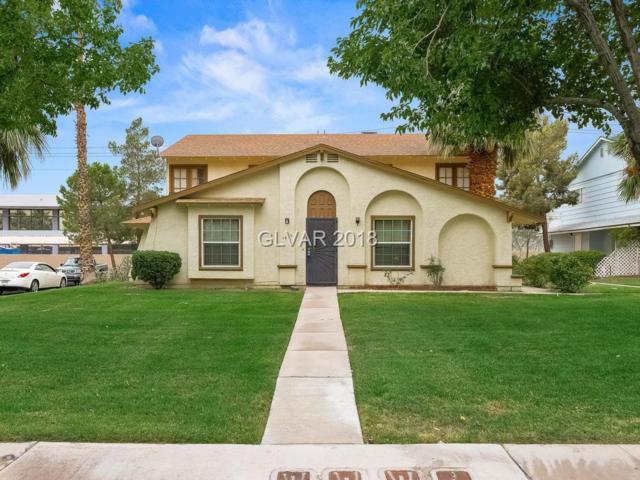 1465 Elizabeth #1, Las Vegas, NV 89119 (MLS #2007680) :: Sennes Squier Realty Group