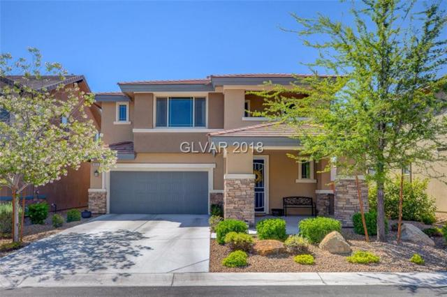 10551 Tranquil Glade, Las Vegas, NV 89135 (MLS #2007791) :: The Snyder Group at Keller Williams Realty Las Vegas