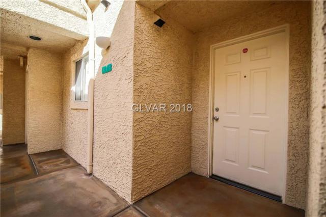 210 E Flamingo #327, Las Vegas, NV 89169 (MLS #2008046) :: Signature Real Estate Group