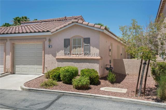 68 Belle Essence, Las Vegas, NV 89123 (MLS #2008106) :: Sennes Squier Realty Group