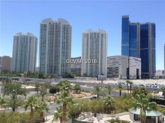 2777 Paradise #402, Las Vegas, NV 89109 (MLS #2008168) :: Signature Real Estate Group