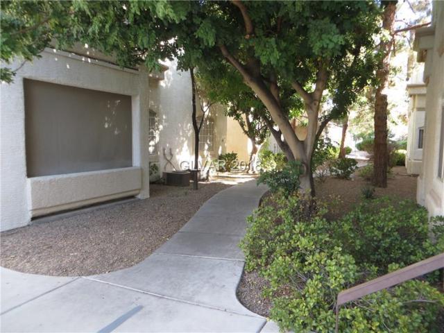 1300 Arlington #207, Las Vegas, NV 89104 (MLS #2008259) :: Sennes Squier Realty Group