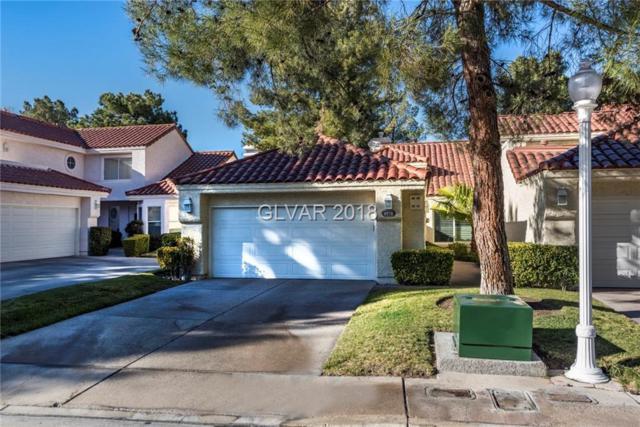 6978 Emerald Springs, Las Vegas, NV 89113 (MLS #2008376) :: Sennes Squier Realty Group