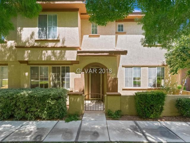 10211 Deerfield Beach #104, Las Vegas, NV 89129 (MLS #2008428) :: Sennes Squier Realty Group