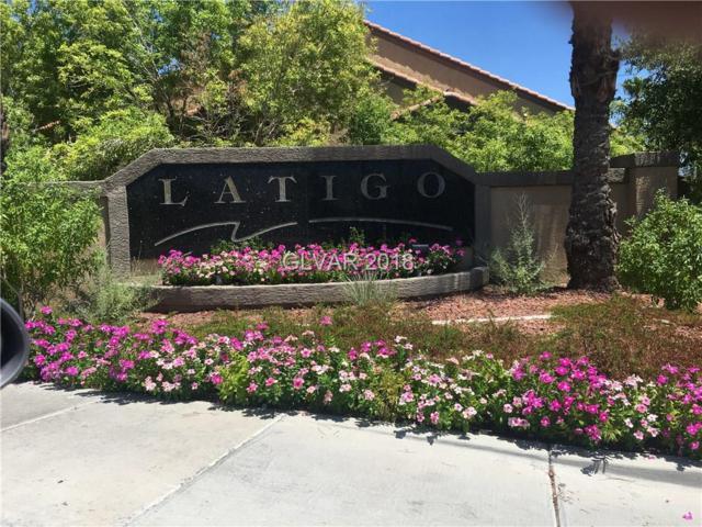 2300 Silverado Ranch #2177, Las Vegas, NV 89123 (MLS #2008733) :: Trish Nash Team