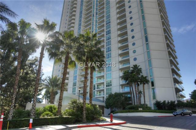 2777 Paradise Rd #1804, Las Vegas, NV 89109 (MLS #2008803) :: Signature Real Estate Group