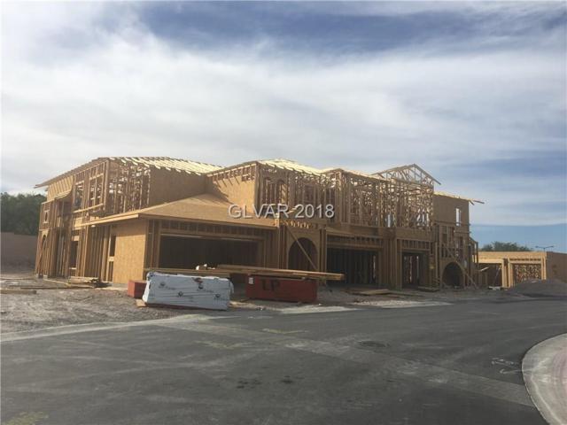 11870 Tevare #1085, Las Vegas, NV 89138 (MLS #2008820) :: The Snyder Group at Keller Williams Realty Las Vegas