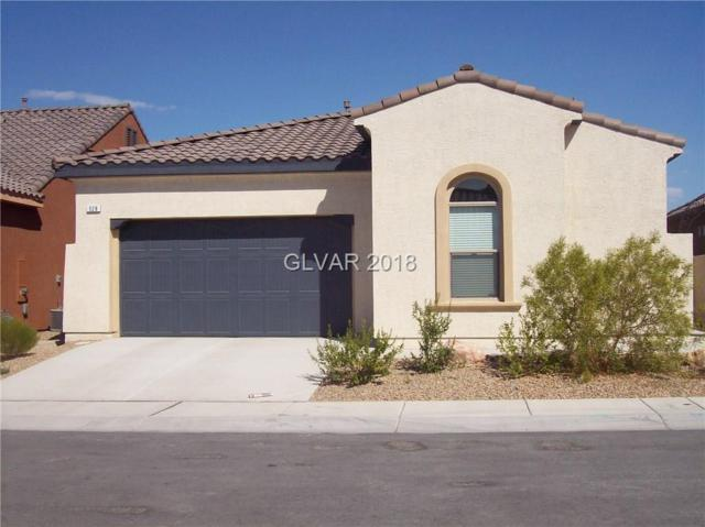 528 Via Cenami, Henderson, NV 89011 (MLS #2008826) :: Trish Nash Team