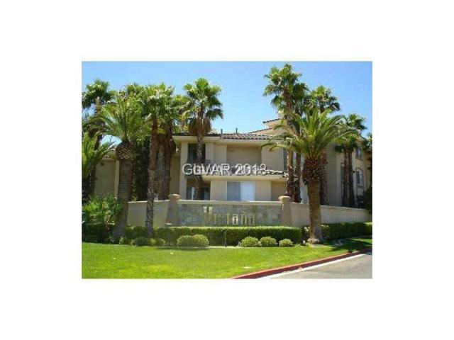7189 Durango #203, Las Vegas, NV 89113 (MLS #2008890) :: Signature Real Estate Group