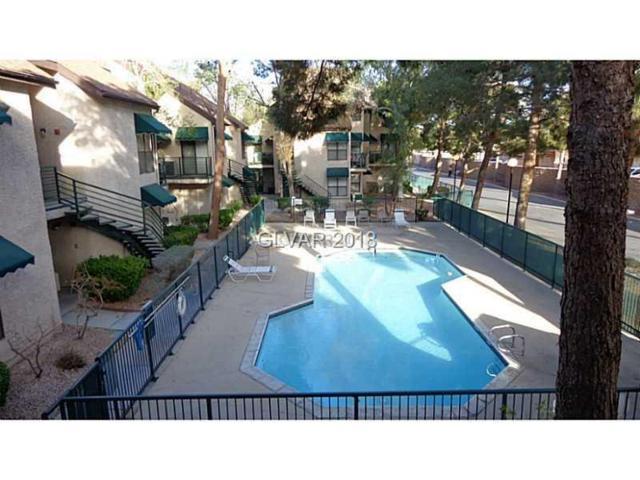 490 Elm #103, Las Vegas, NV 89169 (MLS #2009029) :: The Snyder Group at Keller Williams Realty Las Vegas