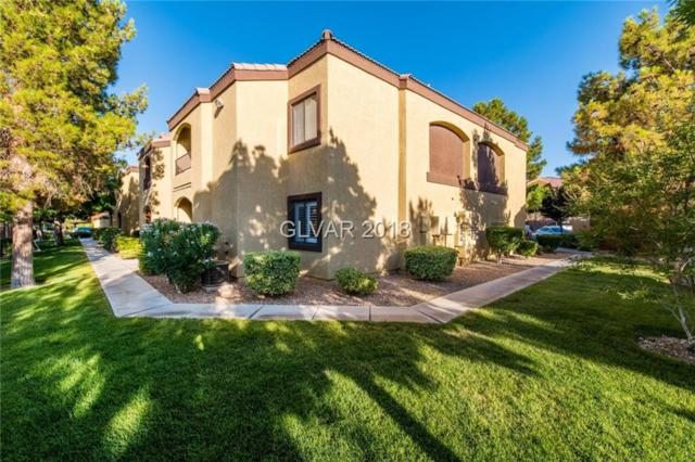 950 Seven Hills #2117, Henderson, NV 89052 (MLS #2009303) :: Trish Nash Team
