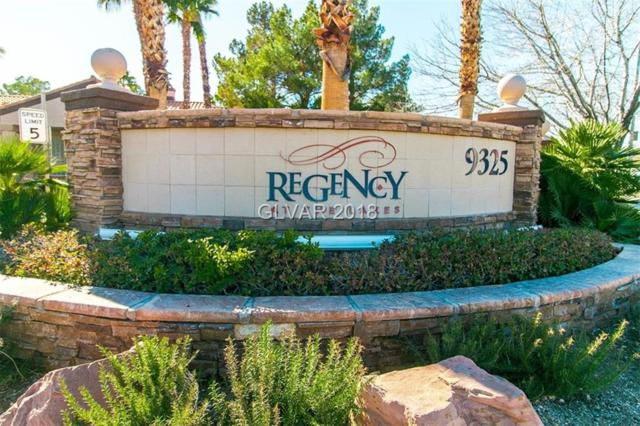9325 W Desert Inn #139, Las Vegas, NV 89117 (MLS #2009327) :: Signature Real Estate Group