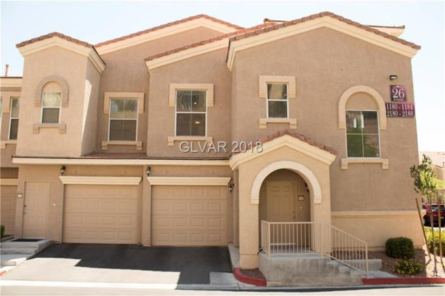 10550 Alexander #2188, Las Vegas, NV 89129 (MLS #2009659) :: Sennes Squier Realty Group