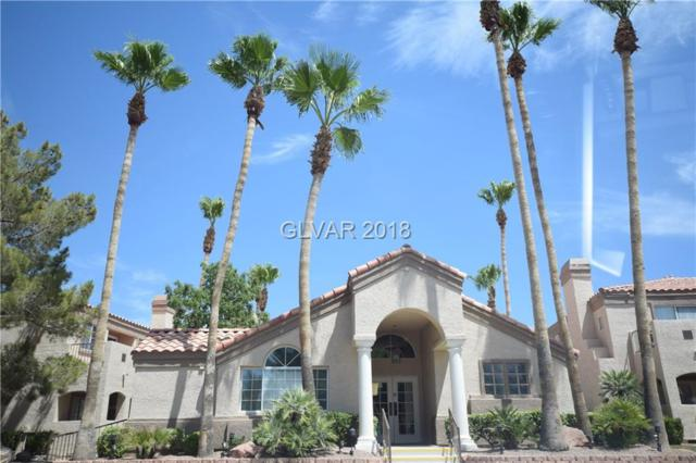 1851 Hillpointe #123, Henderson, NV 89074 (MLS #2009885) :: Signature Real Estate Group
