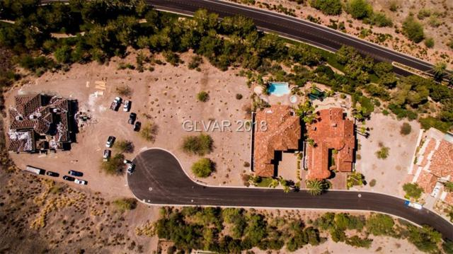 8 Via Tiberius, Henderson, NV 89011 (MLS #2009914) :: Vestuto Realty Group