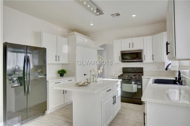 291 Heatherstone, Henderson, NV 89052 (MLS #2010512) :: Sennes Squier Realty Group