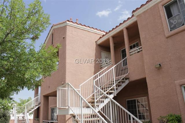 3318 Decatur #2070, North Las Vegas, NV 89032 (MLS #2010588) :: Signature Real Estate Group