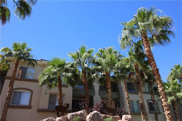 7131 Durango #206, Las Vegas, NV 89148 (MLS #2010741) :: Vestuto Realty Group