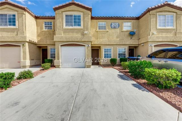 2620 Sierra Seco #105, Las Vegas, NV 89106 (MLS #2010785) :: Trish Nash Team