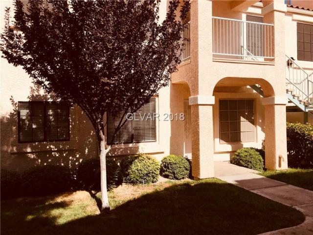 4885 Torrey Pines #104, Las Vegas, NV 89103 (MLS #2010875) :: Sennes Squier Realty Group