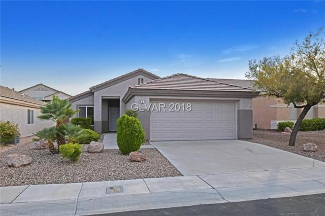 507 Edgefield Ridge, Henderson, NV 89012 (MLS #2010964) :: Sennes Squier Realty Group