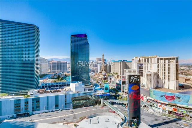 3722 Las Vegas #2805, Las Vegas, NV 89145 (MLS #2010969) :: Sennes Squier Realty Group