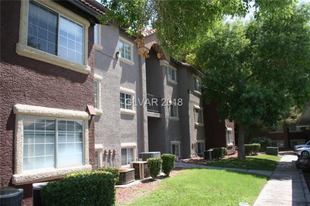 2750 Durango #3025, Las Vegas, NV 89117 (MLS #2011093) :: Signature Real Estate Group