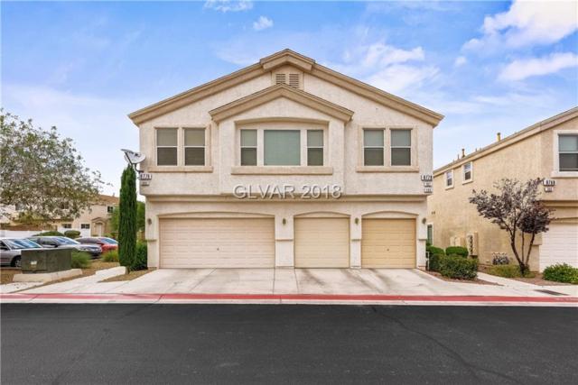 8778 Tomnitz #102, Las Vegas, NV 89178 (MLS #2011138) :: Sennes Squier Realty Group