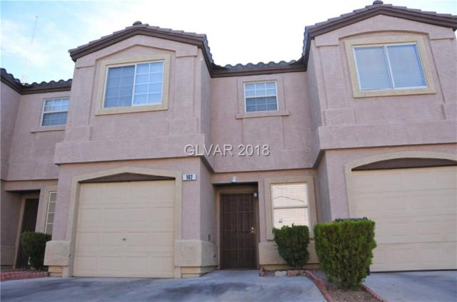 1921 Summerville #102, North Las Vegas, NV 89106 (MLS #2011177) :: Trish Nash Team