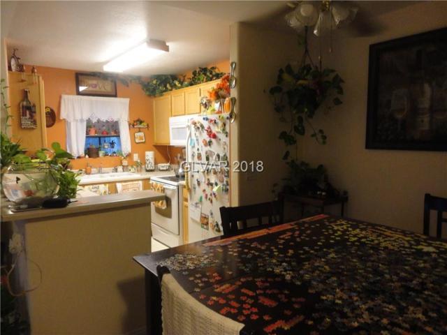 2969 Juniper Hills #204, Las Vegas, NV 89142 (MLS #2011224) :: Trish Nash Team
