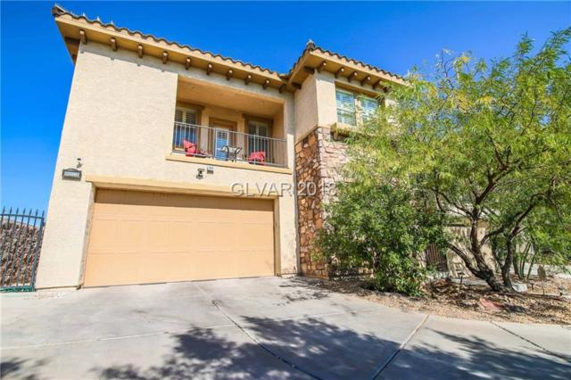 200 Via Luna Rosa, Henderson, NV 89011 (MLS #2011344) :: Trish Nash Team