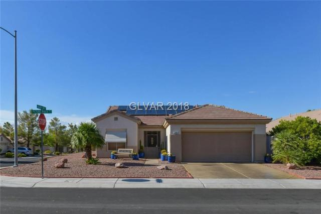 2194 Picture Rock, Henderson, NV 89012 (MLS #2011369) :: Sennes Squier Realty Group