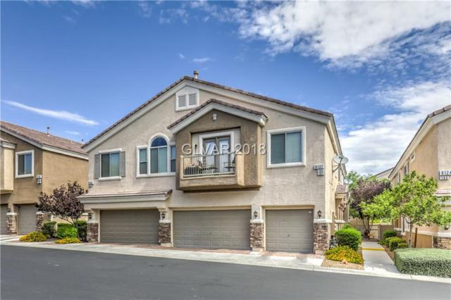 9132 Forest Willow #102, Las Vegas, NV 89149 (MLS #2011469) :: Sennes Squier Realty Group