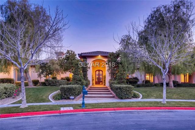 2602 Stefano, Henderson, NV 89052 (MLS #2011499) :: Signature Real Estate Group