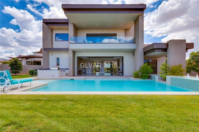 1374 Opal Valley, Henderson, NV 89052 (MLS #2011528) :: Signature Real Estate Group